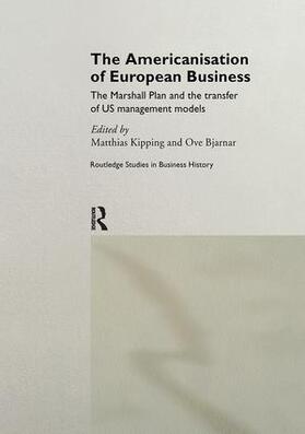 Bjarnar / Kipping   The Americanisation of European Business   Buch   sack.de