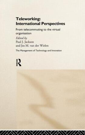 Jackson / van der Wielen   Teleworking   Buch   sack.de