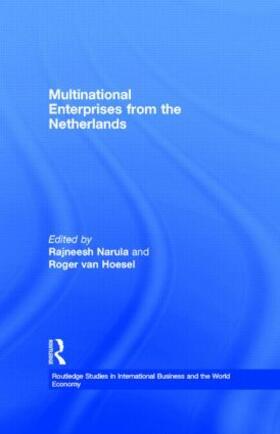 Narula / van Hoesel | Multinational Enterprises from the Netherlands | Buch | sack.de