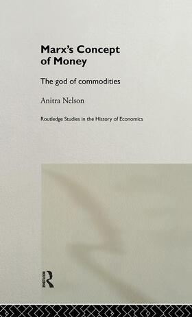 Nelson   Marx's Concept of Money   Buch   sack.de