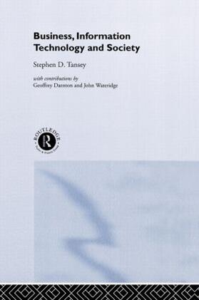 Tansey   Business, Information Technology and Society   Buch   sack.de
