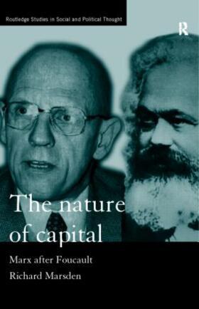 Marsden   The Nature of Capital   Buch   sack.de