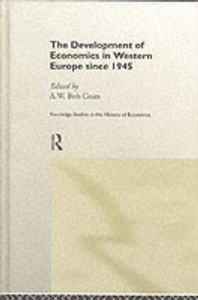 Coats | The Development of Economics in Western Europe Since 1945 | Buch | sack.de
