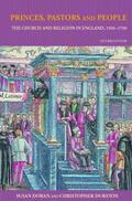 Doran / Durston    Princes, Pastors and People   Buch    Sack Fachmedien
