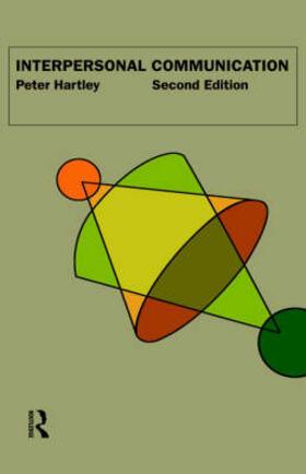 Hartley   Interpersonal Communication   Buch   sack.de