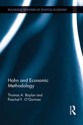 Boylan / O'Gorman | Hahn and Economic Methodology | Buch | sack.de