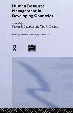 Budhwar / Debrah | Human Resource Management in Developing Countries | Buch | sack.de