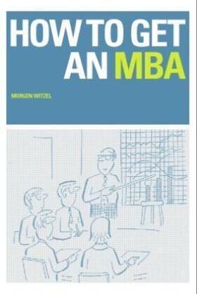 Witzel | How to Get an MBA | Buch | sack.de