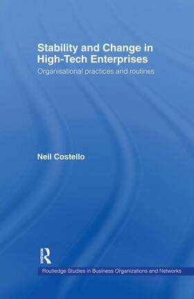 Costello | Stability and Change in High-Tech Enterprises | Buch | sack.de