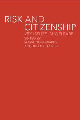 Edwards / Glover | Risk and Citizenship | Buch | sack.de