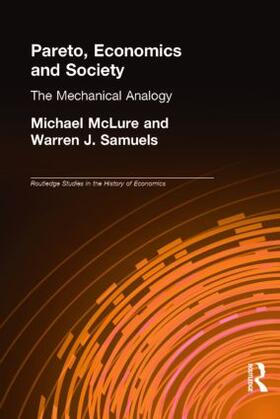 McLure | Pareto, Economics and Society | Buch | sack.de