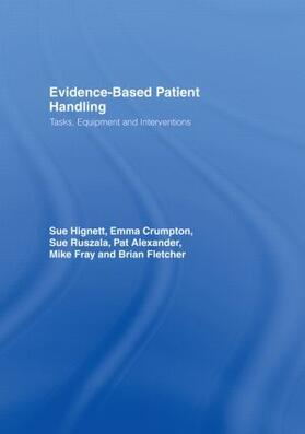 Alexander / Crumpton / Fletcher | Evidence-Based Patient Handling | Buch | sack.de