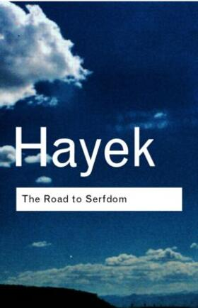 Hayek | The Road to Serfdom | Buch | sack.de