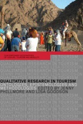 Goodson / Phillimore | Qualitative Research in Tourism | Buch | sack.de
