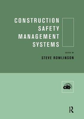 Rowlinson | Construction Safety Management Systems | Buch | sack.de