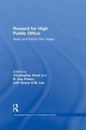 Hood / Peters   Reward for High Public Office   Buch   sack.de