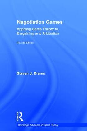 Brams | Negotiation Games | Buch | sack.de