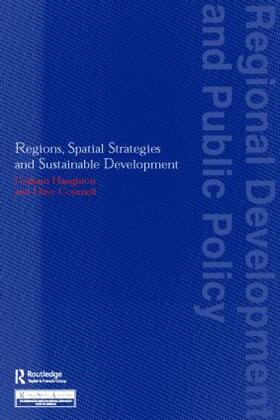 Counsell / Haughton | Regions, Spatial Strategies and Sustainable Development | Buch | sack.de