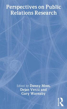 Moss / Vercic / Warnaby | Perspectives on Public Relations Research | Buch | sack.de