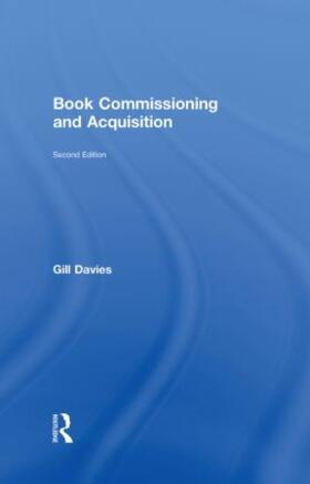 Davies   Book Commissioning and Acquisition   Buch   sack.de
