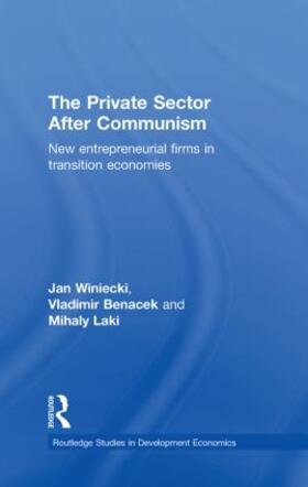 Banacek / Laki / Winiecki   The Private Sector after Communism   Buch   sack.de