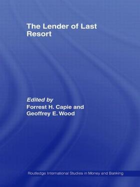Capie / Wood | The Lender of Last Resort | Buch | sack.de