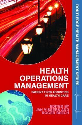 Vissers   Health Operations Management   Buch   sack.de