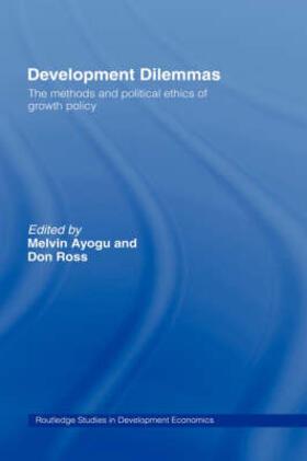 Ayogu / Ross   Development Dilemmas   Buch   sack.de