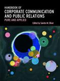 Oliver    A Handbook of Corporate Communication and Public Relations   Buch    Sack Fachmedien