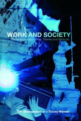 Warren / Strangleman   Work and Society   Buch   sack.de