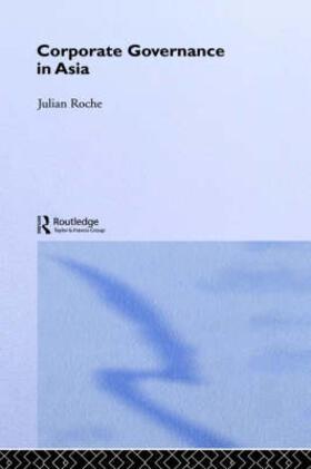 Roche | Corporate Governance in Asia | Buch | sack.de