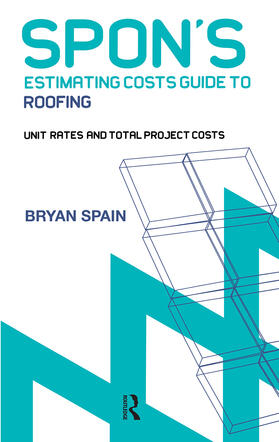 Spain   Spon's Estimating Cost Guide to Roofing   Buch   sack.de