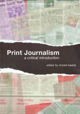 Keeble   Print Journalism   Buch   sack.de