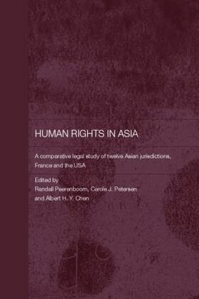 Peerenboom / Petersen / Chen   Human Rights in Asia   Buch   sack.de
