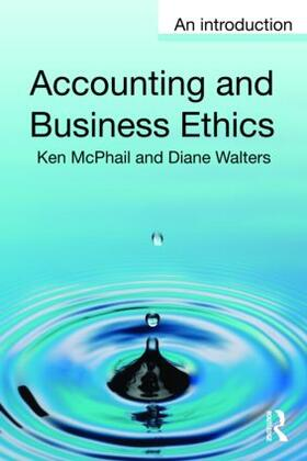 McPhail / Walters   Accounting and Business Ethics   Buch   sack.de