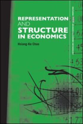 Chao | Representation and Structure in Economics | Buch | sack.de