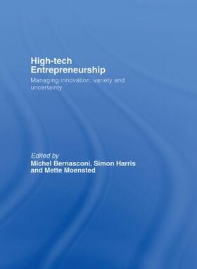Bernasconi / Harris / Moensted | High-Tech Entrepreneurship | Buch | sack.de