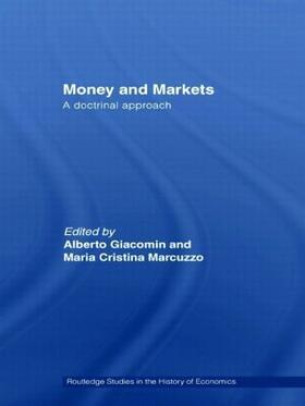 Marcuzzo / Giacomin | Money and Markets | Buch | sack.de