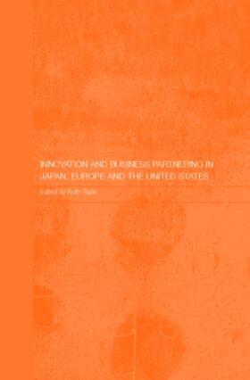 Taplin | Innovation and Business Partnering in Japan, Europe and the United States | Buch | sack.de