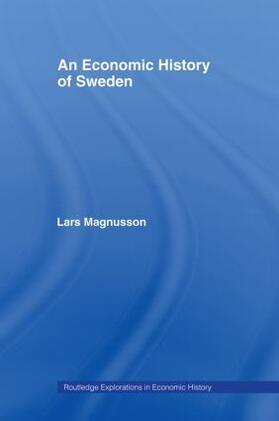 Magnusson | An Economic History of Sweden | Buch | sack.de