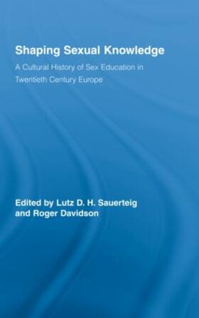 Sauerteig / Davidson | Shaping Sexual Knowledge | Buch | sack.de