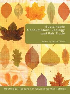 Zaccaï | Sustainable Consumption, Ecology and Fair Trade | Buch | sack.de