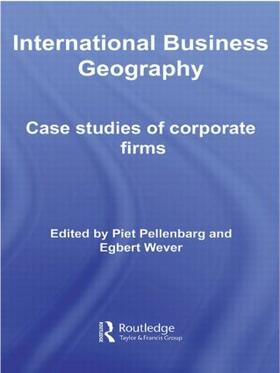 Pellenbarg / Wever | International Business Geography | Buch | sack.de