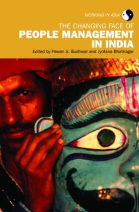 Budhwar / Bhatnagar | The Changing Face of People Management in India | Buch | sack.de