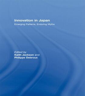 Jackson / Debroux   Innovation in Japan   Buch   sack.de