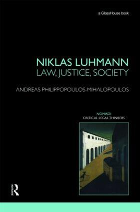 Philippopoulos-Mihalopoulos   Niklas Luhmann: Law, Justice, Society   Buch   sack.de
