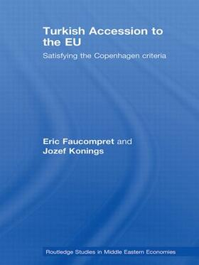Faucompret / Konings | Turkish Accession to the EU | Buch | sack.de