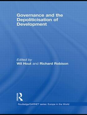 Hout / Robison | Governance and the Depoliticisation of Development | Buch | sack.de