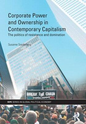 Soederberg   Corporate Power and Ownership in Contemporary Capitalism   Buch   sack.de