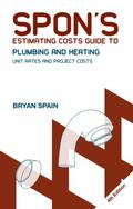 Spain |  Spon's Estimating Costs Guide to Plumbing and Heating | Buch |  Sack Fachmedien
